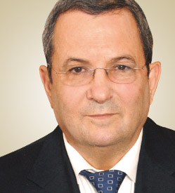The Distinguished Speaker Series of Southern California welcomes Ehud Barak