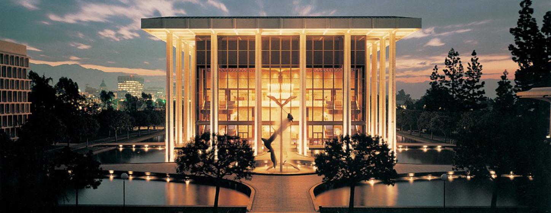 Ambassador Auditorium, Pasadena - Distinguished Speaker Series